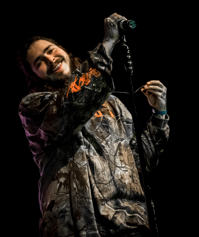 "Post Malone's ""Stoney Tour"" Hits Houston"